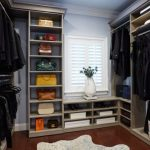 custom walk in closets