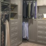 Couple's Walk In Closet
