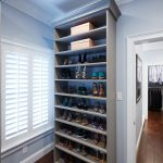 Shoe Storage for Walk In Closet