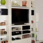 Custom TV Entertainment Center