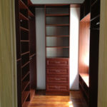 Master Closet with Window
