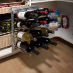 Mini Wine Rack Storage