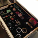 Bedroom Closet Jewelry Tray