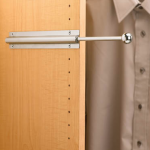 Bedroom Closet Valet Rod
