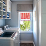 Custom Laundry Room Design
