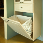 Bedroom & laundry hamper basket