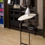 Stand up ironing boards for laundry & bedroom