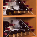 Custom Pantry wine racks