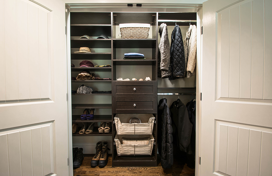 Genial Reach In Closets Long Island