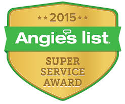 Super Service Award: Angie's List 2015