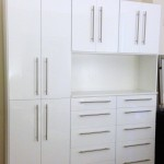 Bedroom Storage Unit, built in cabinets, custom bedroom storage, white cabinets