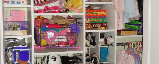 Kids Closet Organization Solutions