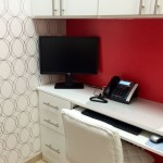 Built-in Desk and Office