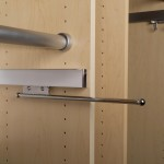 Valet Rod for Closets
