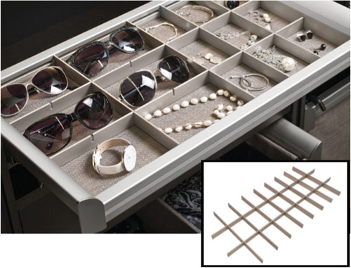 Jewelry tray, jewelry oraganizer, sunglasses, sunglass tray, drawer divider