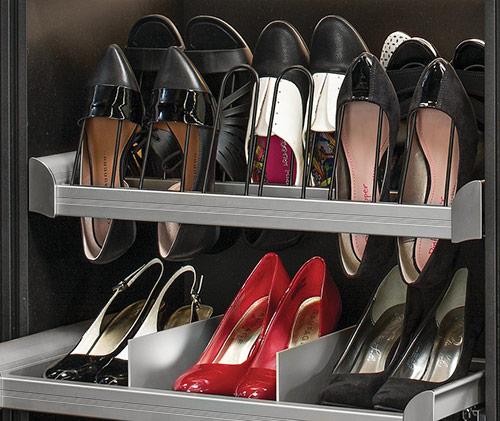 shoe rack, shoe storage, organized shoes