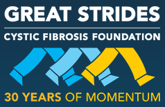 Cystic Fibrosis Foundation Great Strides Link to Team Shenanigans