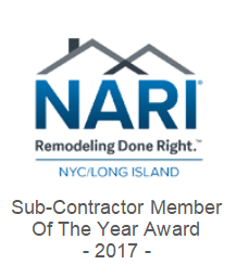 NARI, NYC, Long Island, Award