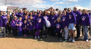 Team Shenaigans, Symmetry Closets' to join in Great Strides Walk 2018