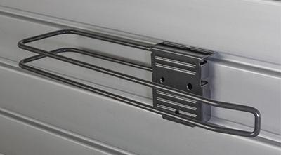Symmetry Garages: Garden Tool Bar