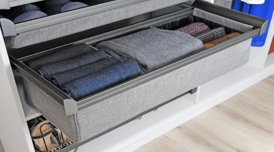 Symmetry Closets: Engage Deep Drawer