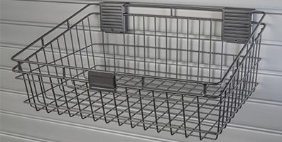 Symmetry Garages: Basket 24W
