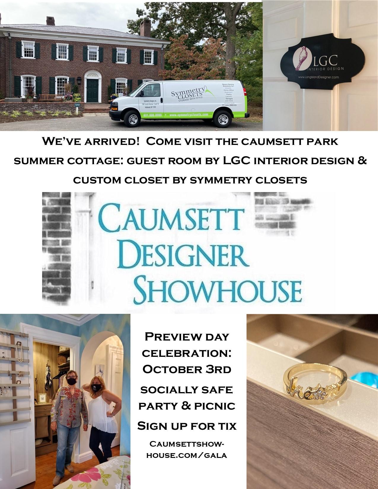 Caumsett Designer Show House