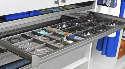 Symmetry Closets: Engage Jewelry Organizer