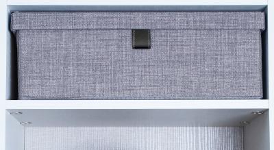 Symmetry Closets: Engage Storage Box
