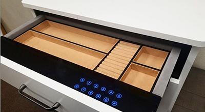 Symmetry Closets: Drawer Safe